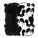 iPhone 7 Plus Case, iPhone 8 Plus Case, Phenix-Color 3D Cute Cartoon Soft Silicone Unicorn Hello Kitty Love Bear Gel Back Cover Case for iPhone 7 Plus/iPhone 8 Plus 5.5 Inch (#82)