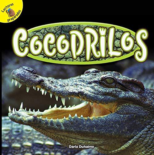 Cocodrilos: Crocodiles (Reptiles) por Daria Duhaime