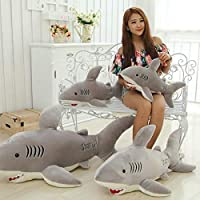 dancui, New 70cm Cute Shark Shaped Plush Toy Pillow Back Cushion Doll Gift Animal Bolster