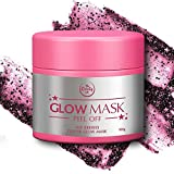 The Beauty Co. Mix Berries Glitter Glow Mask for Instant Glow on Face