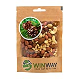 "WINWAY Healthy Snacks Nut Mixed""Forest Mix"" 100 g - All Natural Fruit & Nut Collection"