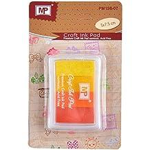 MP PM198-07 - Tinta de scrapbooking, color naranja