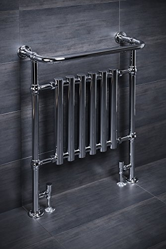 WarmeHaus Traditional Chrome 952 x 659 Designer Towel Rail