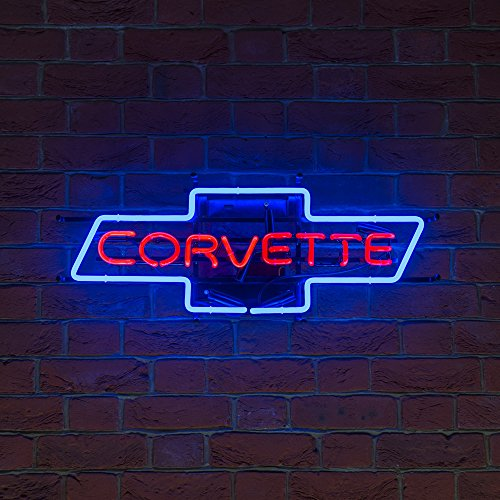 corvette-schleife-chevrolet-icon-neon-bar-pub-garage-mancave-real-neon-light-nicht-led-neon-uk-liefe