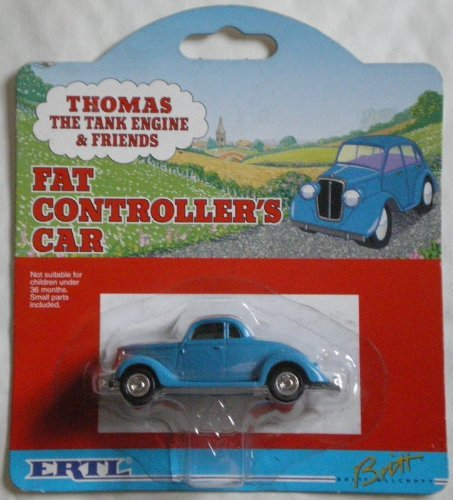 Fat Controller's Car From Thomas the Tank Engine by ERTL - Engine Thomas Tank Ertl The
