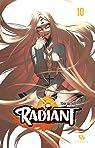 Radiant Tome 10 par Valente