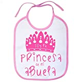 Babero Soy la princesa de mi abuela - Best Reviews Guide