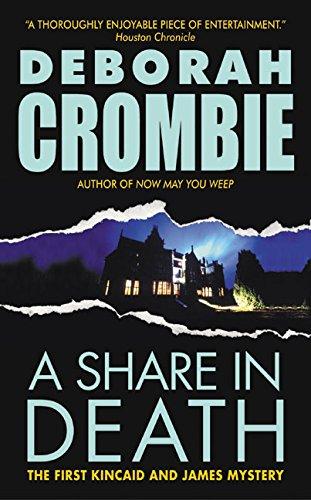 A Share in Death (Duncan Kincaid/Gemma James Novels (Paperback))