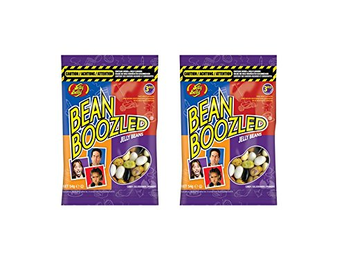 Lot de 2 Bean Boozled 54g