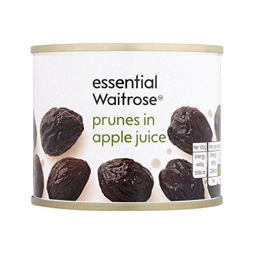 Pruneaux Au Jus De Fruits Essentielle 215G De Waitrose - Paquet de 2