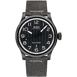 Mido Multifort Reloj de hombre automático 44mm M032.607.36.050.00