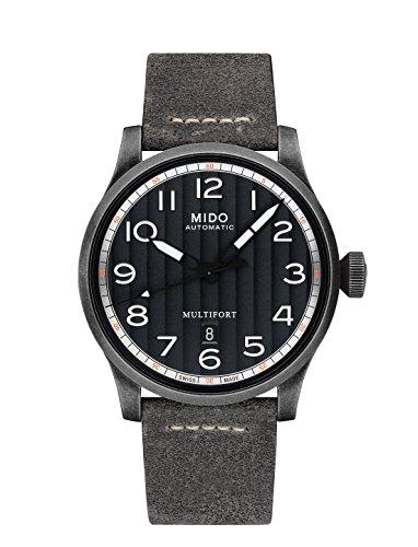 Mido Multifort Herren-Armbanduhr 44mm Automatik M032.607.36.050.00