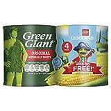 Green Giant Original Sweetcorn 4x198g