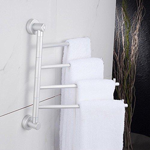 Caribou Porte-Serviettes Style de Maison Japonaise Porte-Serviettes, Armoire, Cuisine Salle de Bain Suspendu Tige, c