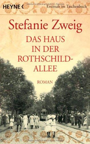 Buchseite und Rezensionen zu 'Das Haus in der Rothschildallee. Roman (Die Rothschildsaga, Band 1)' von Stefanie Zweig