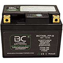 BC Lithium Batteries BCTX5L-FP-S Batería Moto