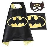 Capa y máscara de superhéroe Superman Kids niña y Boy Roxx–Disfraz para niño