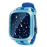 Smart Watch Gps Tracker Bambini Impermeabile 1.44 inch Localizzatore Gps...