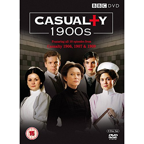 Casualty 1900s (4 DVDs)