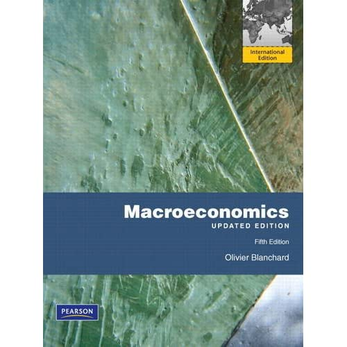Macroeconomics Updated: International Edition 5e with MyEconLab access card
