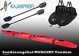 Zweierkajak Mercury Tandem GTX von Point65 in Modulbauweise Kajak 2er