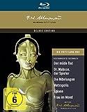 Die Fritz Lang Box [Blu-ray]