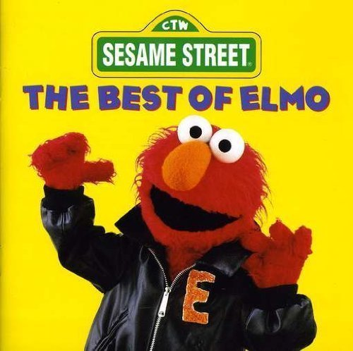 Best of Elmo by Sesame Street [Music CD] by Sesame Street (1997-05-04)
