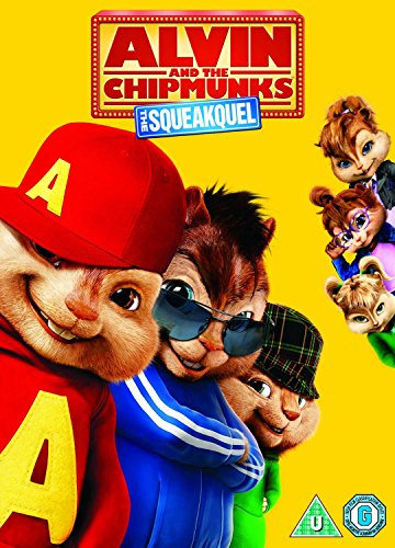 Alvin And The Chipmunks: The Squeakuel [UK Import] Preisvergleich