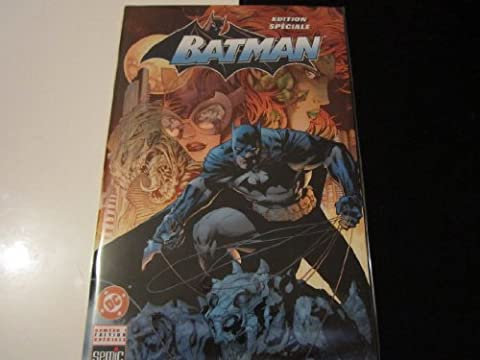 BATMAN 1 SEMIC EDITION SPECIALE AVEC SKETCHBOOK DE JIM