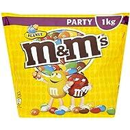 M&M's Peanut Party Bag, 1kg