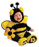 Rubie s it885168–6/12–Kostüm für Kinder Bienchen Super Baby, XXS