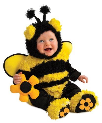 Kostüm Bee Buzzy (Baby-Bienenkostüm - 6-12)