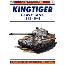 Kingtiger Heavy Tank 1942-45 (New Vanguard)