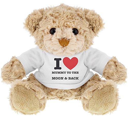 I heart mummy to the moon back 7 teddy bear love gifts presents i heart mummy to the moon back 7 teddy bear love gifts presents for my mother on mothers day birthday christmas novelty gift present idea from son altavistaventures Images