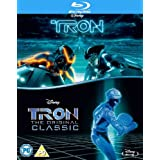 Tron: Double Pack (Includes Tron (1982) and Tron: Legacy (2010)) [Blu-ray]