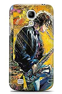 GeekCases Romantic Saxophone Back Case for Samsung Galaxy S4 Mini