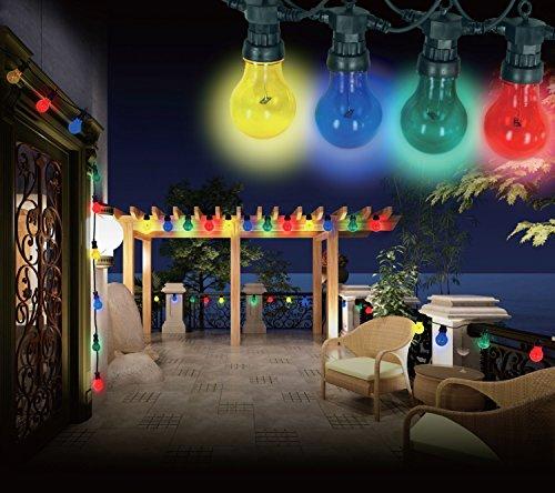 Globo Opale Leuchtmittelabdeckungen aus Kunststoff