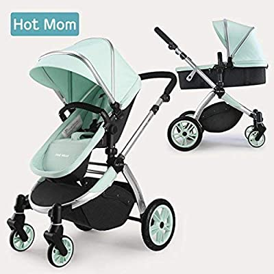 Hot Mom Multi cochecito cochecito 2 en 1 con buggy 2018 nuevo diseño