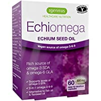 Igennus Echiomega - Pack of 60 Vegetarian