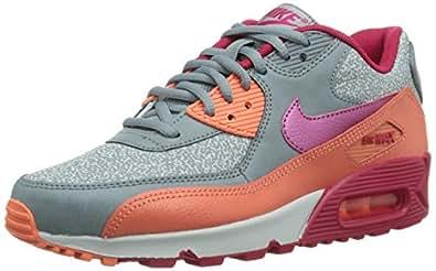 Nike Wmns Nike Air Max 90, Baskets mode femme, Gris (Grau), 41: Amazon.fr: Chaussures et Sacs