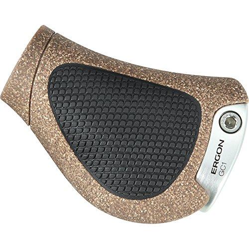 ergon-gc1-biokork-nexus-rohloff-bike-handlebar-grip-brown-one-size