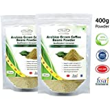 Sinew Nutrition Green Coffee Beans Powder For Weight Management - 200 G (Pack Of 2)