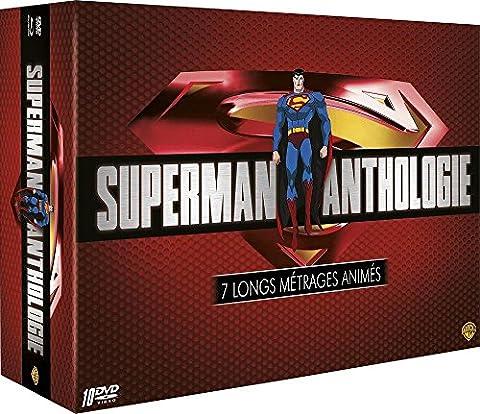 Superman Anthologie - 7 longs métrages animés [Édition