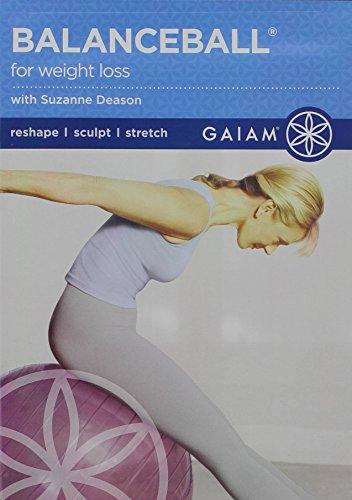 gaiam-balance-ball-for-weight-loss-2005-edizione-regno-unito