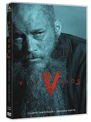 Vikingos Temporada 4 Volumen 2 [DVD]