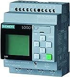 Siemens stlogo–Logico 24RCE Display PU/I/O Modul 24V AC/DC