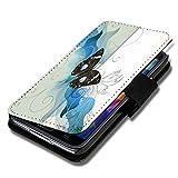 Book Style Flip Handy Tasche Case Schutz Hülle Schale Motiv Etui für Wiko Darkmoon - A42 Design8