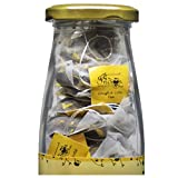 #8: The Indian Chai - Cough & Cold Tea, 15 Nylon Tea Bags Whole Leaves | Relieves Common Cold | With Calendula, Echinacea and Licorice | Herbal Tea |
