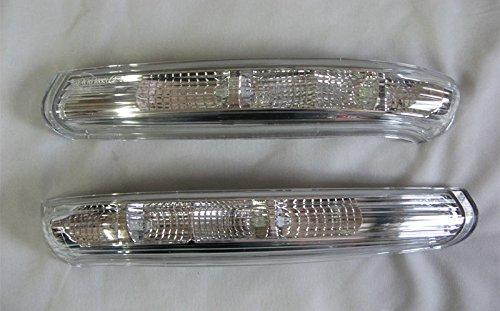 Preisvergleich Produktbild Chevy 94544843,  42423289 LED Seitenspiegel Signallampe 2 pieces 1Set,  Linker Hand Treiber