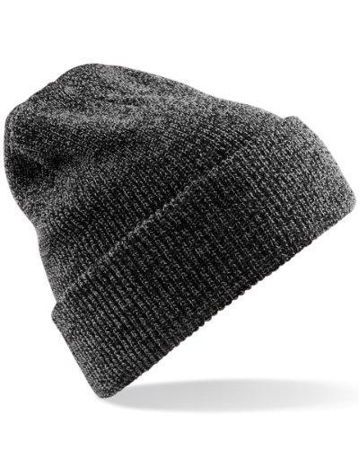 Heritage Style Beanie Hat Antique Grey taglia unica